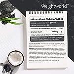 Charbon Actif Végétal 2000 mg 180 Gélules Vegan, Gaz et Ballonnement (EFSA), Testé en Laboratoire par Agrolab 100% Naturel, Charbon Végétal Poudre de Noix de Coco Extra Fort #1