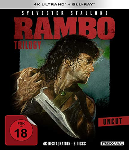 Rambo Trilogy / Uncut / 4K Ultra HD [Blu-ray]