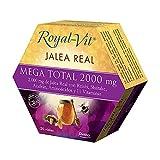Royal-Vit Jalea Real - Mega Total 2.000 - 20 viales