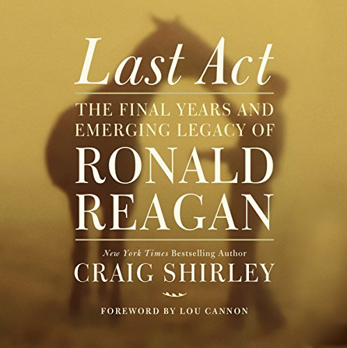 Last Act audiobook cover art