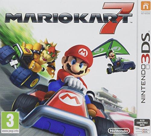 Nintendo 3Ds Mario Kart 7 (EU)