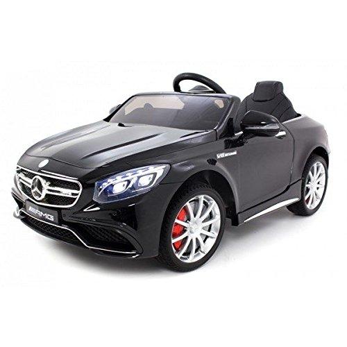 Voiture électrique 12V Mercedes SL63 AMG Noire