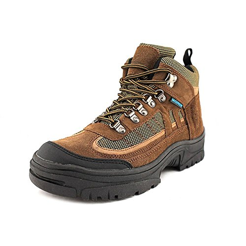 Itasca Men's Waterproof Amazon Hiker with Leather/Nylon Upper Hiking Boot, Brown, 10.5 D US