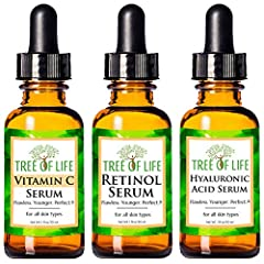 """A HIGHER FORM OF ACTIVE, BIO-AVAILABLE VITAMIN C (see images and video for """"look and feel""""), our Vitamin C Serum combines many natural and organic ingredients in such a way that your face feels smooth and refreshed the moment it touches your skin. Ou..."""
