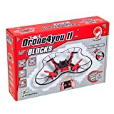 Science4you-Drone4you II-Blocks para Niños +8 Años, (+30)