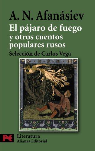 El pájaro de fuego y otros cuentos populares rusos (El libro de bolsillo - Literatura)