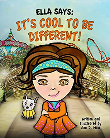 Ella Says: It's Cool to be Different!