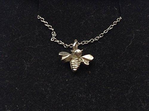 Wasp TG470 - Collar de cadena de eslabones chapados en plata de 50,8 cm, código 1 publicado por Estados Unidos regalos para todos los 2016 de DERBYSHIRE Reino Unido