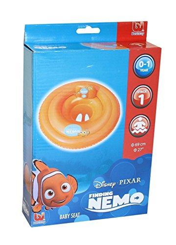 Bieco 22091101 - Bestway Babyschwimmsitz Nemo, 0 - 1 Jahre