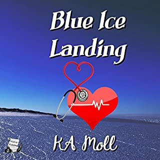 Blue Ice Landing cover art