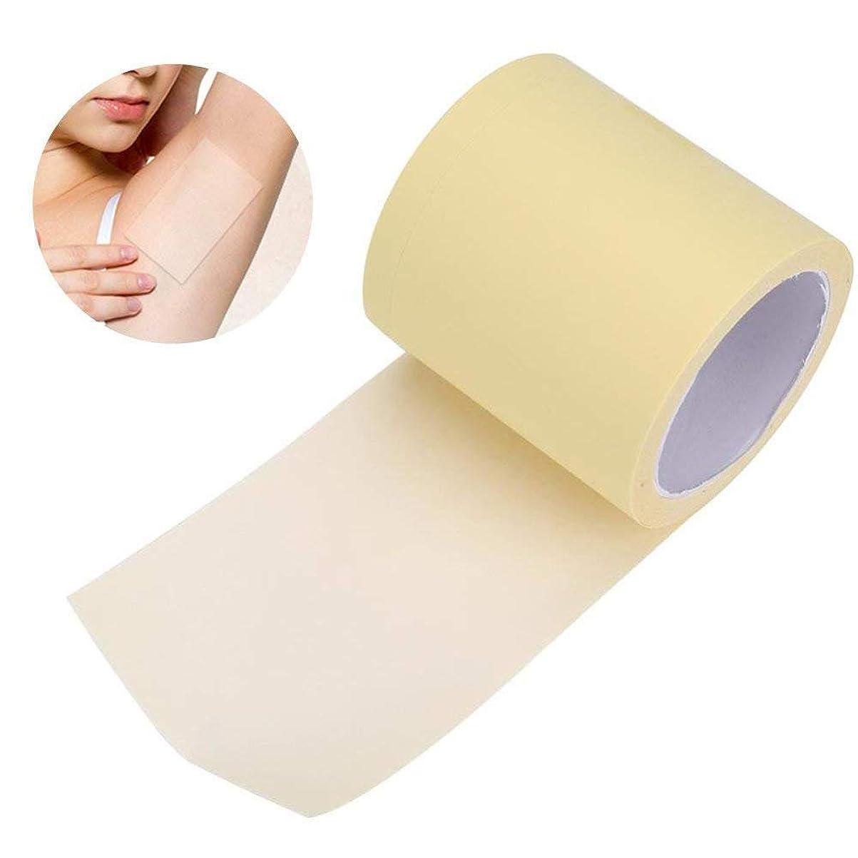 理論的暴力的なカバレッジcoraly 汗止めパッド 脇の下汗パッド 皮膚に優しい 脇の汗染み防止 抗菌加工 超薄型 透明 男性/女性対応 (タイプ1)