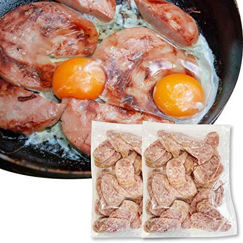 ボロニア ソーセージ 業務用 1kg(500g×2P) お試し 使い切り 惣菜 朝食用 時短 急速冷凍 IQF《*冷凍便》