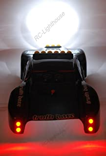 #8 JR JST Traxxas Slash 4x4 2WD Ultimate LED Light Set. Will fit SC10 or Other SC Vehicles #8 - Body NOT Included