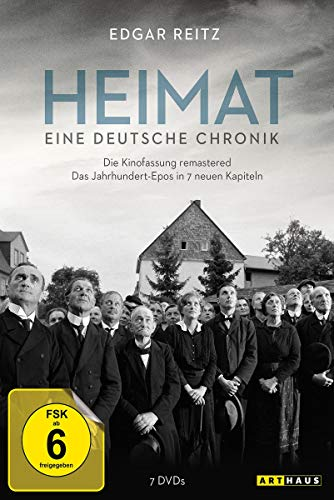 Heimat 1 - Eine deutsche Chronik (Director's Cut, Kinofassung, 7 Discs, Digital Remastered)