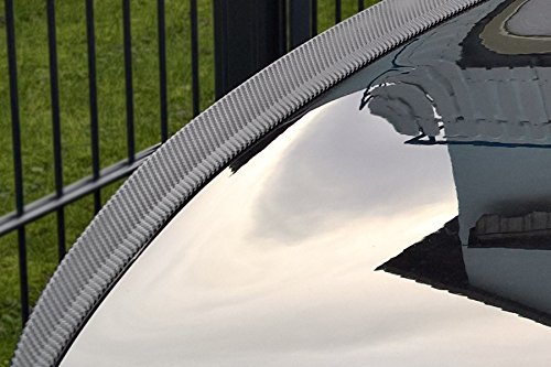 Car-Tuning24 54441369 Tuning Astra Limo ab 2009 tuning spoiler CARBON look heckspoiler SLIM lippe klappe