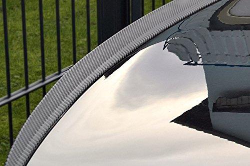 Car-Tuning24 54441353 wie Performance und M3 F10 5er M5 tuning spoiler CARBON look heckspoiler SLIM lippe hinten flügel