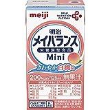メイバランス Mini さわやか白桃味 125ml×24本