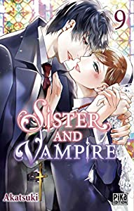 Sister and Vampire Edition simple Tome 9