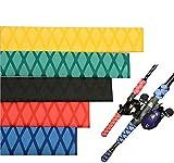 Greatfishing X-Tube Heat Shrink Sleeve Wrap Fishing Bulding Handle Cork Rod Grip with Non Slip...