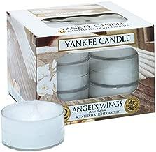 Yankee Candle Angels Wings 12 Tea Lights
