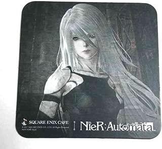 NieR Automata Original Paper Coaster A2 Square Enix Cafe Limited Game b F/S
