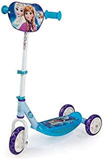 Simba Smoby Disney Frozen 3 Wheels Scooter, Multi-Colour