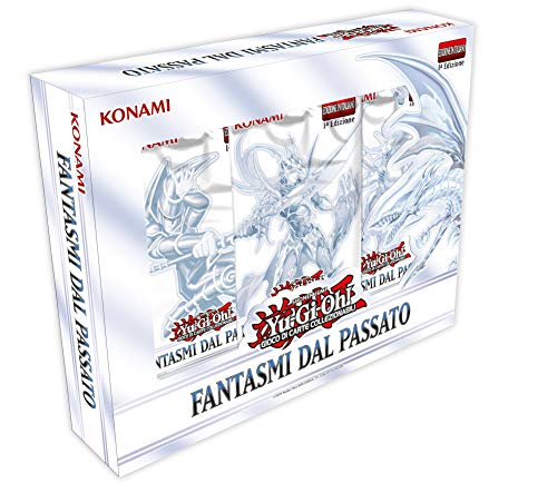 YU-GI-OH!- Trading Card Game Fantasmi dal Passato-(3 Buste), 175746