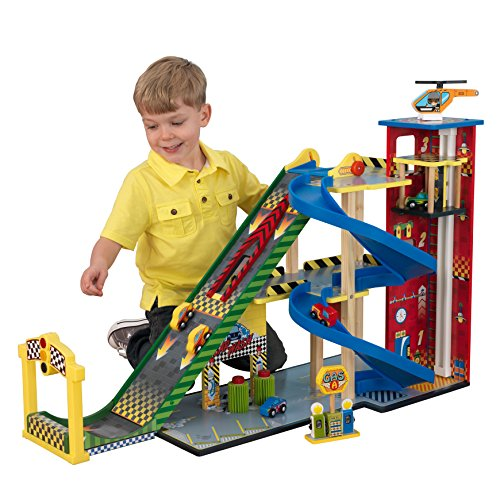 KidKraft Mega Ramp Racing Set for 76.99