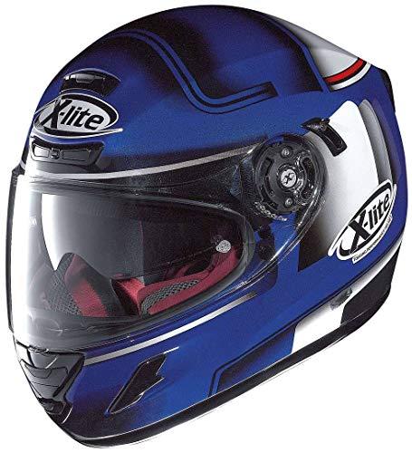 X-Lite X-702 GT Ofenpass N-Com Helm XL (61/62) Blau