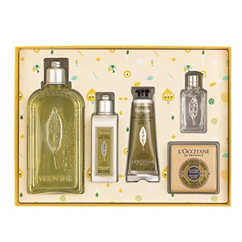L'Occitane Holiday Verbena Treasures Gift Set