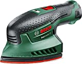Bosch EasySander 12 Cordless Multi-Sander with 12 V Lithium-Ion Battery