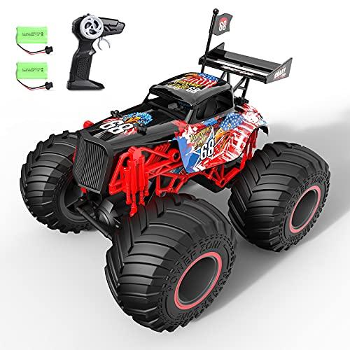 tech rc -   Monstertruck