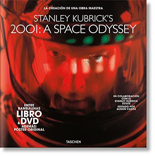 2001: una odisea del espacio de Kubrick. Libro y DVD