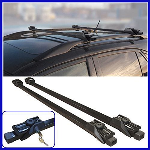 VOLVO V70 00-07 DYNAMIC ANTI-THEFT LOCKABLE ROOF BARS for sale  Delivered anywhere in UK
