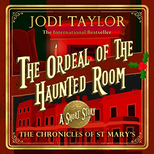 The Ordeal of the Haunted Room cover art