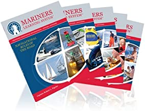 OUPV/Six-Pack Captain's License Study Guide by Mariners Learning System (5 Book Set) by Captain Robert L. Figular (2012-01-01) Paperback