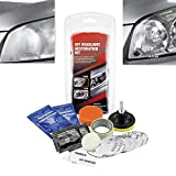 Hunt Gold Headlight Restoration Kit DIY Restorer Car Automobiles Electric Cars Motorcycles Repairing