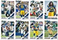2019 Panini Donruss & Score Football Los Angeles Rams 2 Team Set Lot 25 Card Gift Pack W/Drafted Rookies