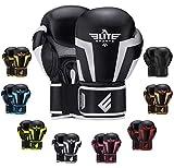 2020 Pro Boxing Gloves for Men & Women, Boxing Training Gloves, Kickboxing Gloves, Sparring Gloves, Heavy Bag Gloves for Boxing, Kickboxing, Muay Thai, MMA ( Grey 8 Oz)