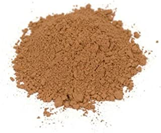 powdered red clay