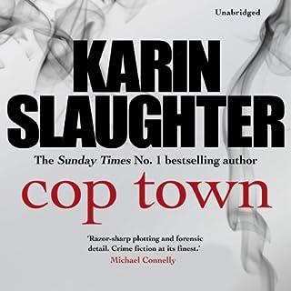 Cop Town cover art