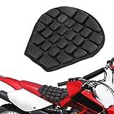 Cojín de aire para motocicleta, asiento de descompresión, cojín de aire hinchable, universal, Cool