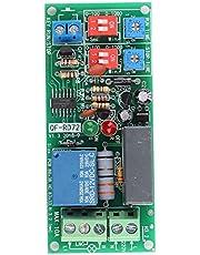 Relaismodule AC100V-250V Schakelaar 0,5s-1000min Instelbare Oneindige Cyclus