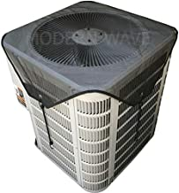 Modern Wave Central Air Conditioner Cover for Outside Units 36 x 36 - Top Universal Outdoor AC Cover Defender (Mesh, 36