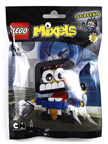 LEGO 41578 - Mixels 41578 Serie 9 Screeno