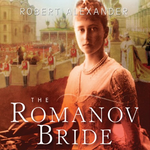 The Romanov Bride audiobook cover art