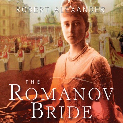 The Romanov Bride  audiobook cover art