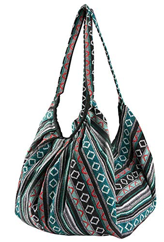 Our #5 Pick is the Tribe Azure Fair Trade Large Tote Shoulder Women's Summer Bag