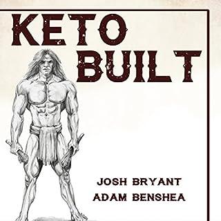 Keto Built audiobook cover art