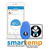 Infanttech Smarttemp - Unlimited Use Wearable Smart...